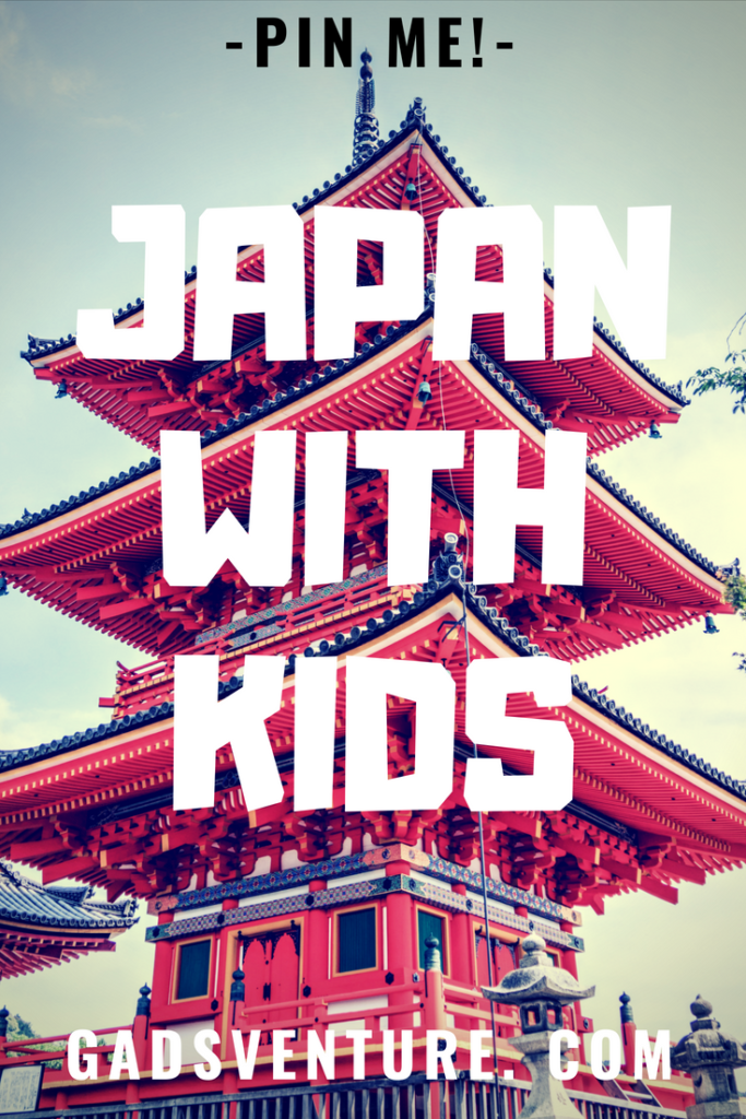 Japan with Kids