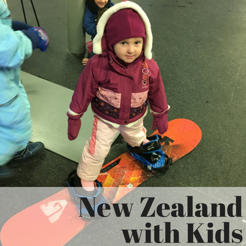 New Zealand with Kids