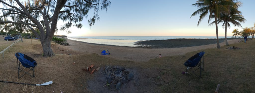 notch point camping
