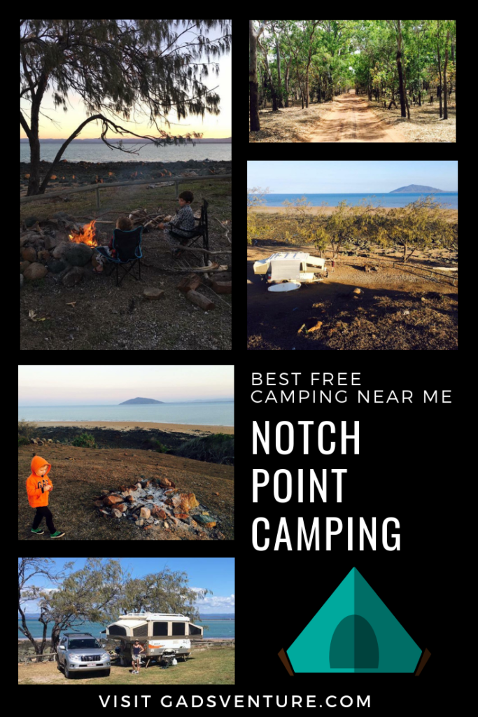 Best Free Camping Site Near Me - Notch Point Camping