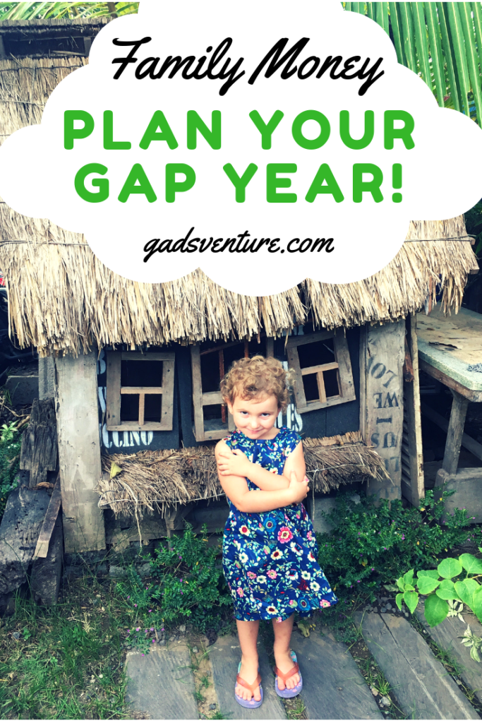 Plan your gap year