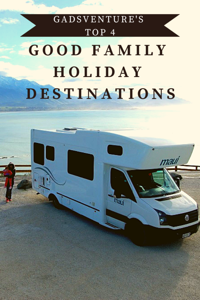 Good Family Holiday Destinations