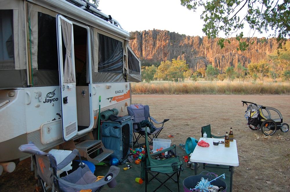 Beautiful Campground