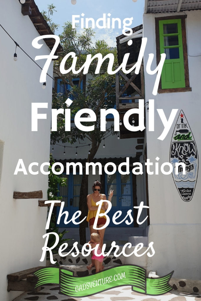 Family Friendly Accommodation