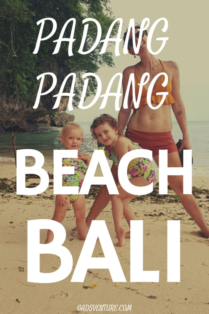 Padang Padang Bali is a safe magical beach for all. #Balibeaches #PadangPadang #Bali