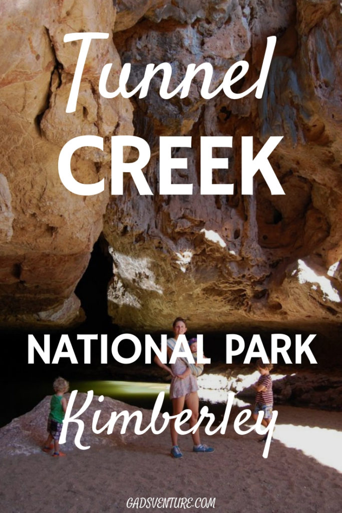Tunnel Creek National Park