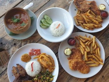 The Food in Bali