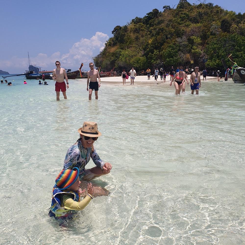 4 Island Tour Krabi