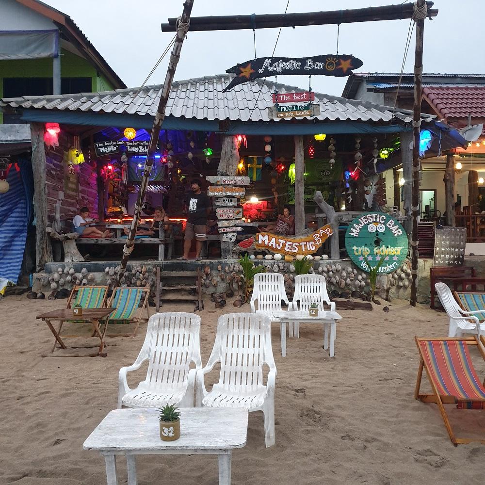 best beach on koh lanta