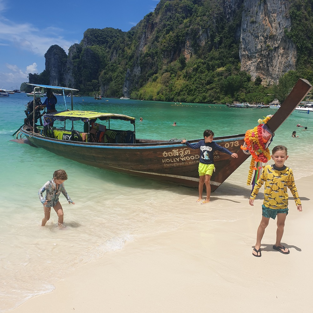 about koh phi phi