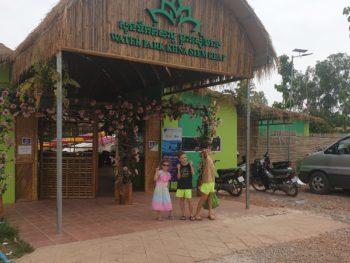 Waterpark Siem Reap