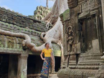 Where is Siem Reap
