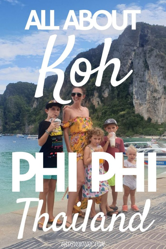 All About Koh Phi Phi Thailand