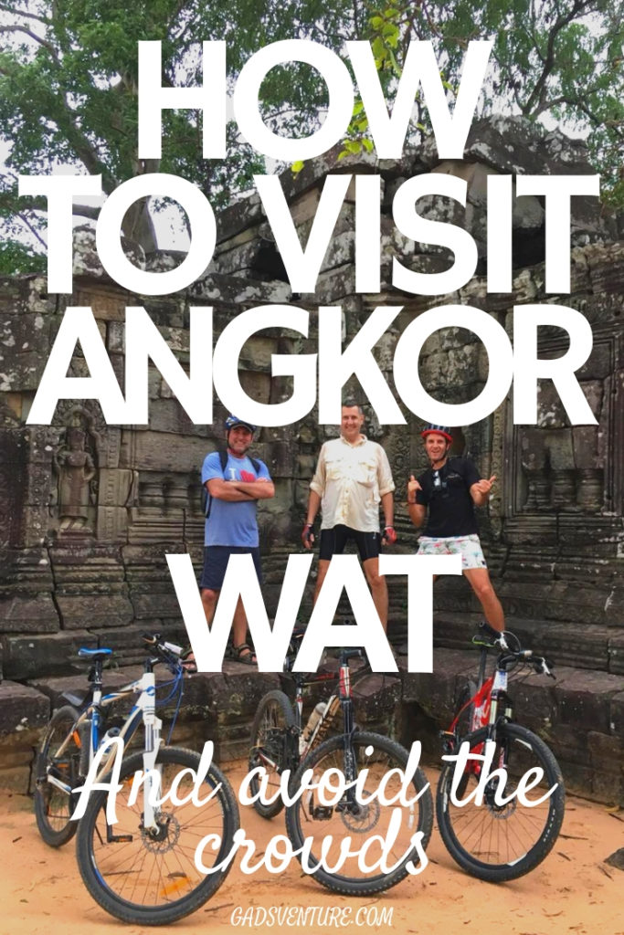 How to Visit Angkor Wat