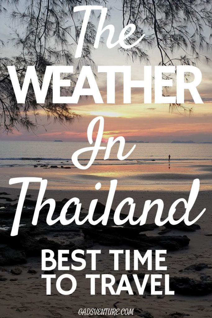 Weather in Thailand