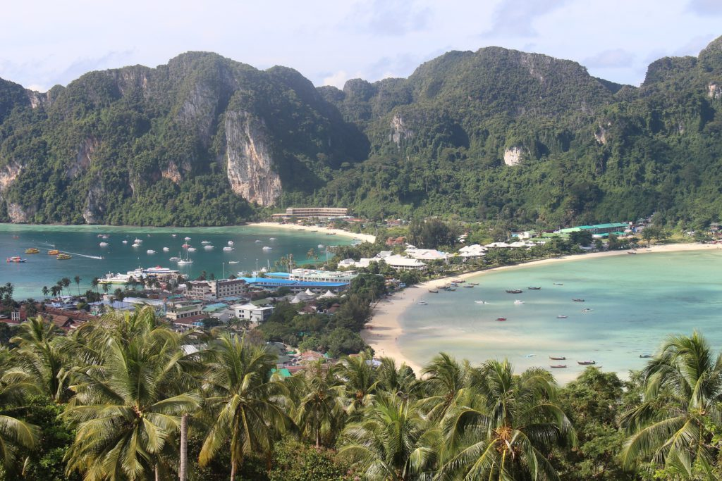 about koh phi phi thailand
