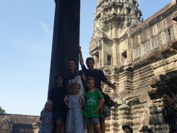 Cambodia with Kids