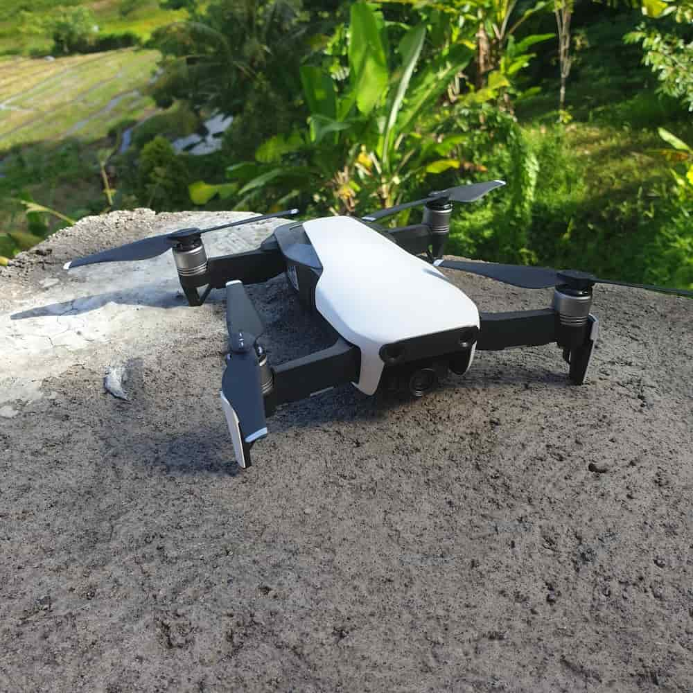 The DJI Mavic Air Drone