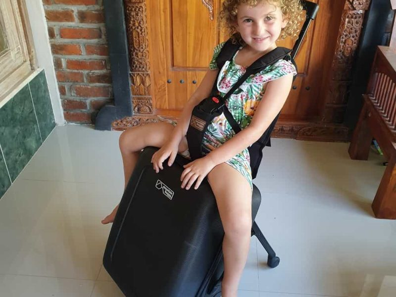 Mountain Buggy Bagrider Review