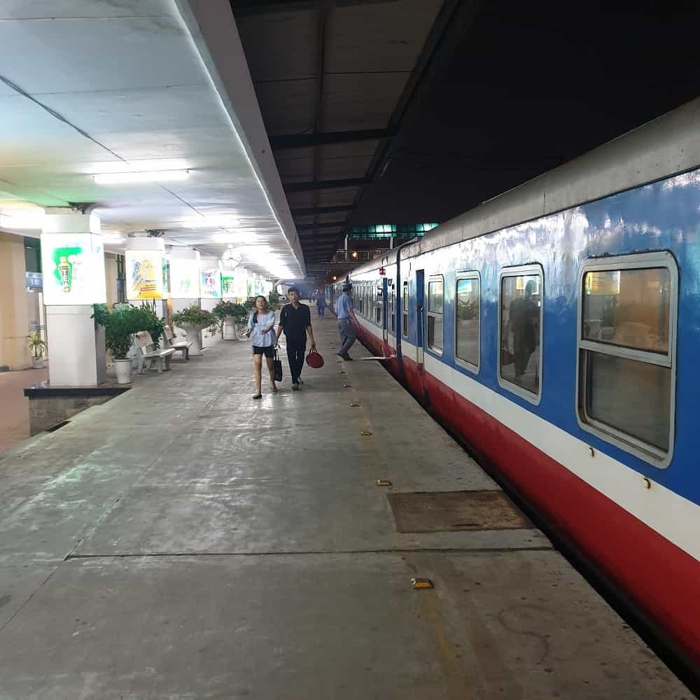 Overnight Trains Vietnam
