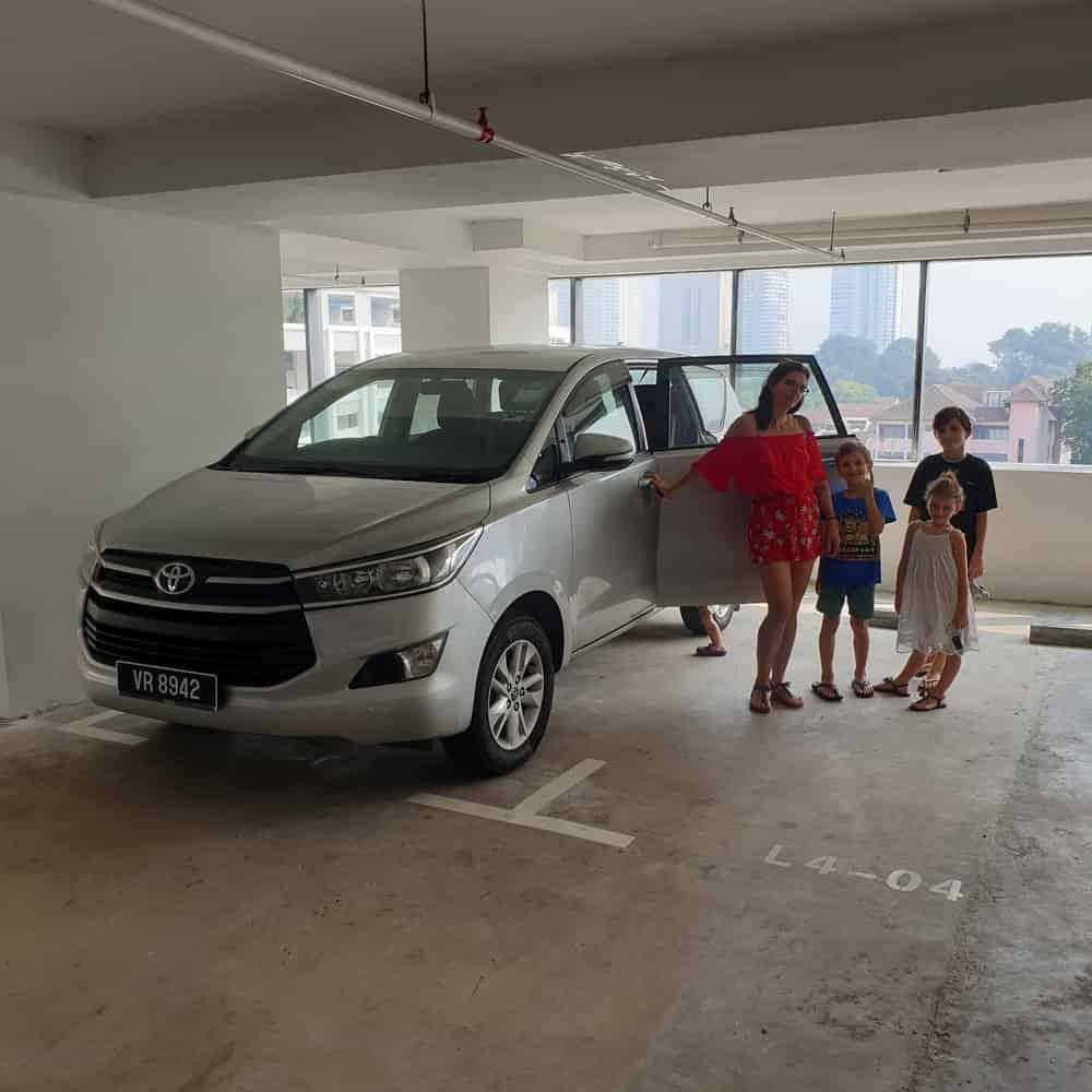 Rent a car Malaysia