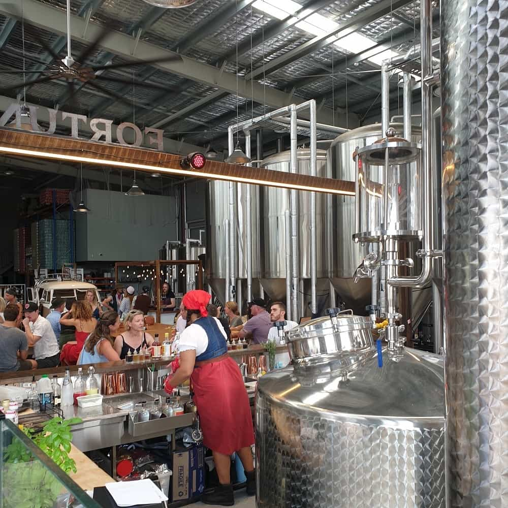Land and Sea Brewery