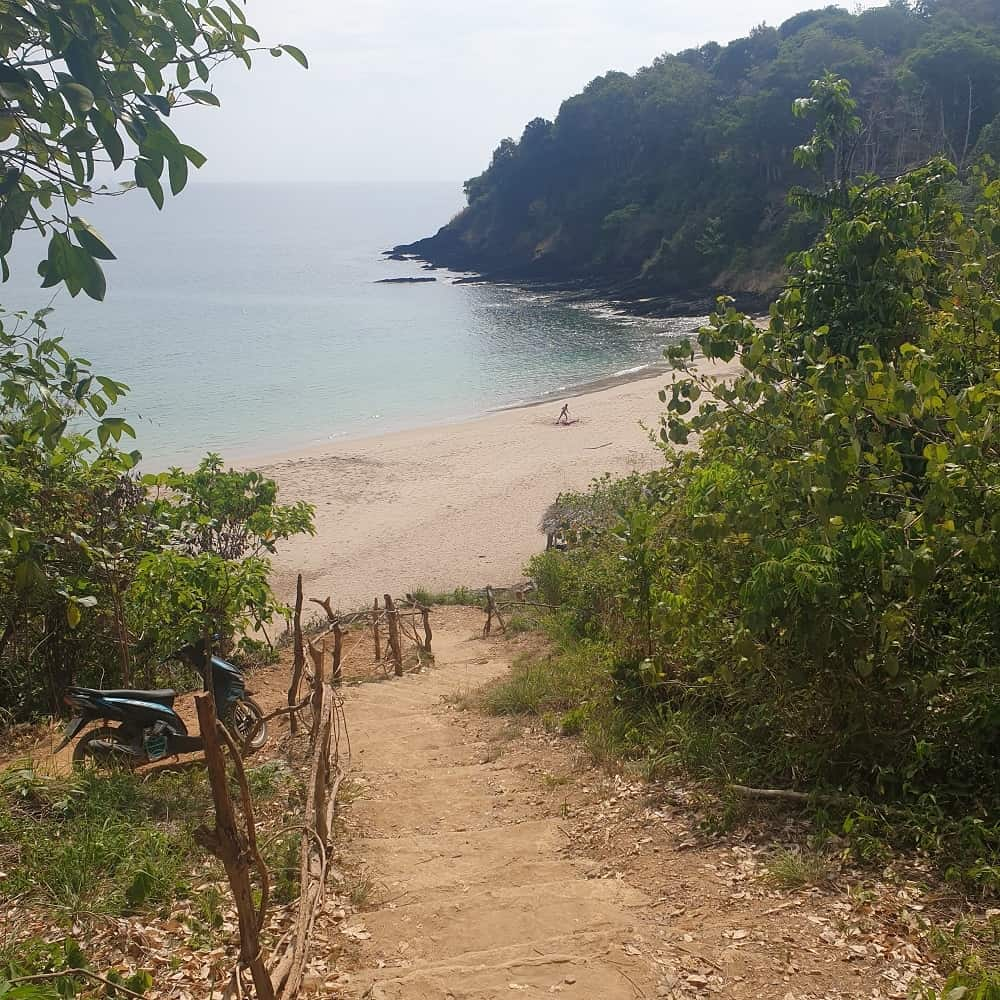 The best beaches in Koh Lanta