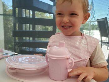 Herobility Eco-Friendly Baby Feeding Set