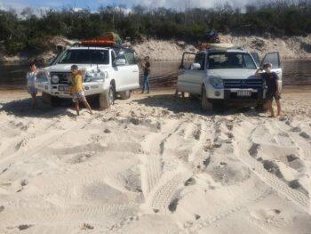 Bribie Island Beach Camping