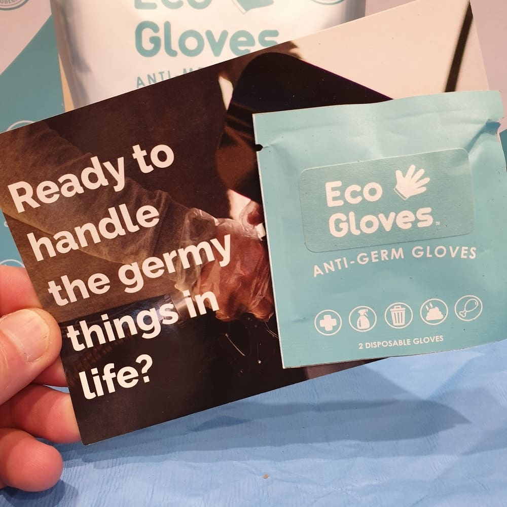 Eco Friendly Disposable Gloves